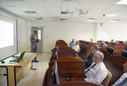 AAU organized Scopus Database Workshop for the Faculty Members