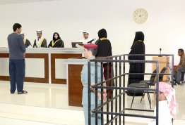 AAU organize a Moot Court for College of Law students
