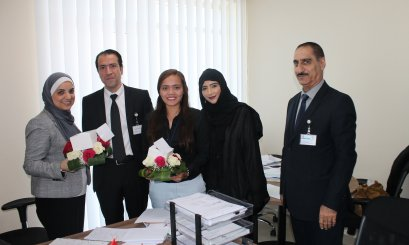 AAU organized different events on the occasion of Women's International Day