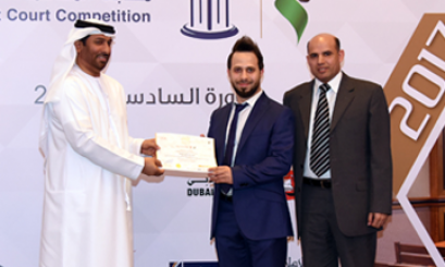 The College of Law students won the First Place in the Initiatives for Legal Excellence