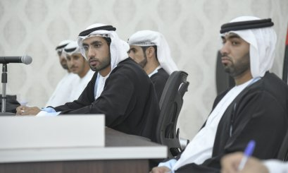 College of Law organize the Moot Court at Abu Dhabi Campus
