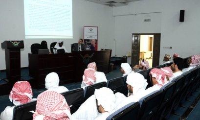 AAU hosted Al Ain City Municipality to talk about its role in preserving the environment