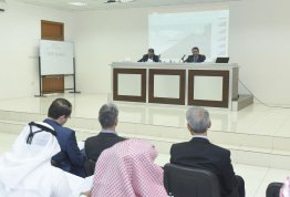 A lecture on Legislative drafting at UAE